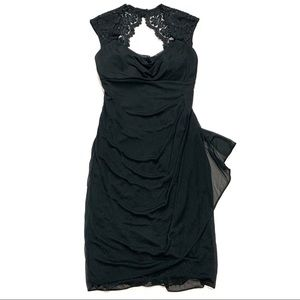Xscape Joanna Chen Sleeveless Formal Prom Dress 4